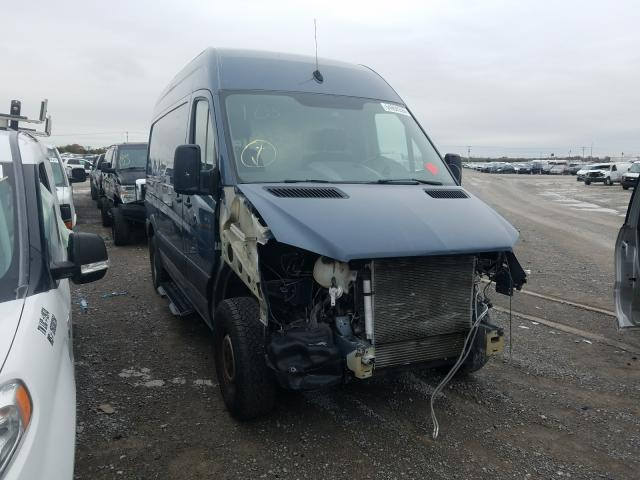 Mercedes-Benz Sprinter salvage cars for sale: 2018 Mercedes-Benz Sprinter