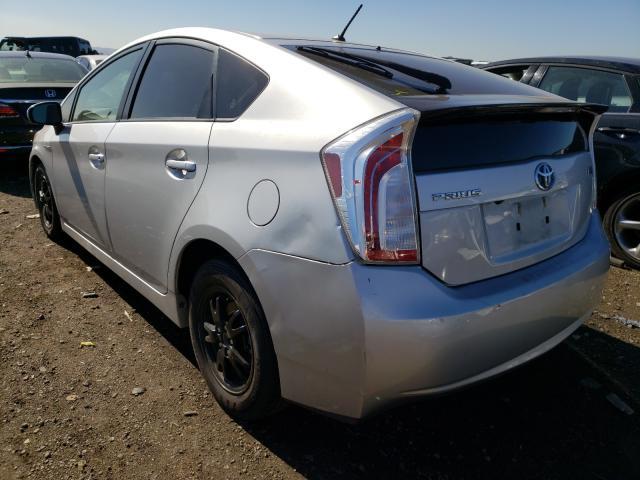 купить 2015 Toyota Prius 1.8L JTDKN3DU3F0440814