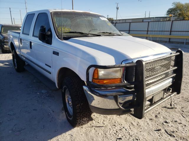 Salvage cars for sale from Copart Haslet, TX: 2000 Ford F250 Super