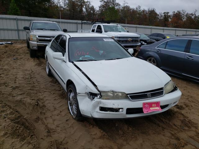 Salvage cars for sale from Copart Gaston, SC: 1996 Honda Accord