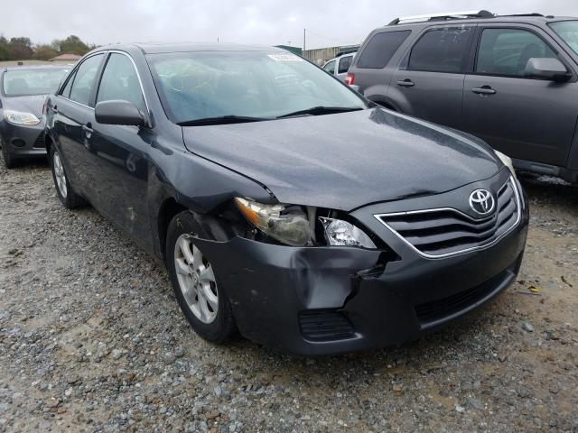 Salvage 2010 TOYOTA CAMRY - Small image. Lot 30073731
