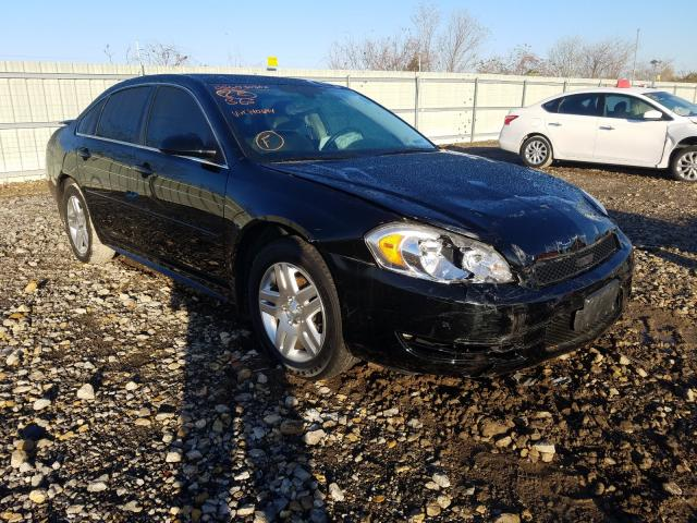 Salvage cars for sale from Copart Kansas City, KS: 2013 Chevrolet Impala LT