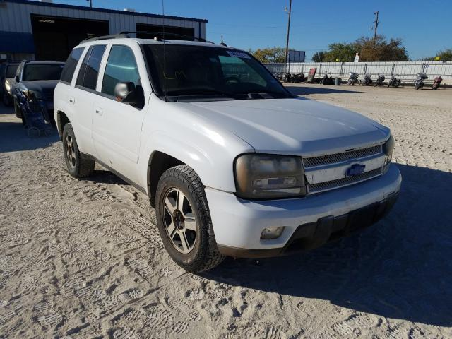 Salvage cars for sale from Copart Abilene, TX: 2005 Chevrolet Trailblazer