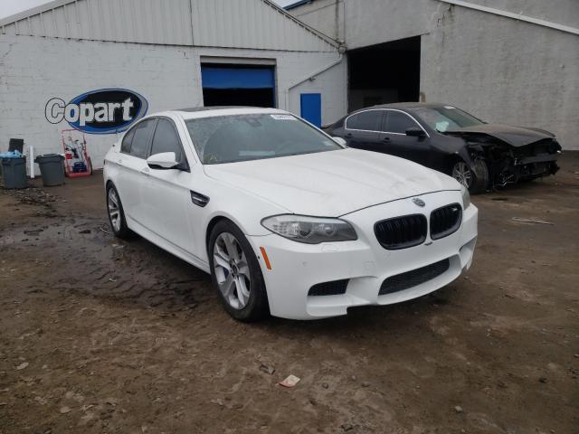 BMW M5 salvage cars for sale: 2013 BMW M5