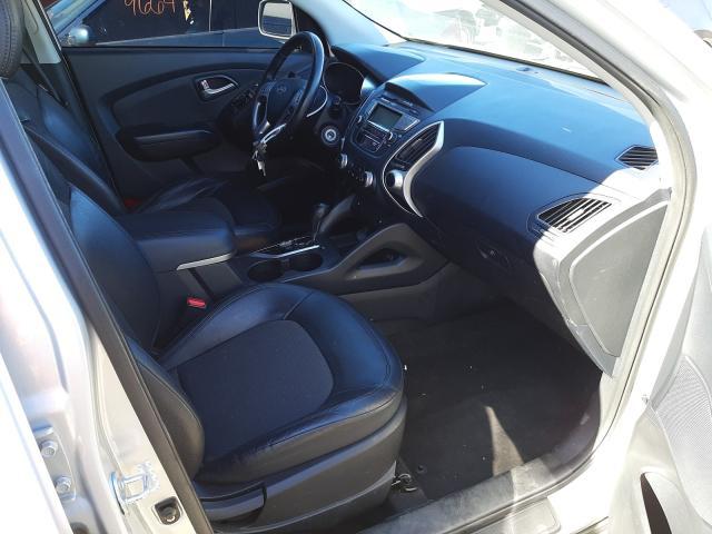 пригнать из сша 2011 Hyundai Tucson Gls 2.4L KM8JUCAC0BU207661