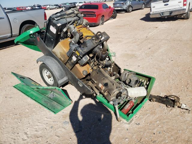 Salvage cars for sale from Copart Andrews, TX: 2011 Utility Wheel Tool