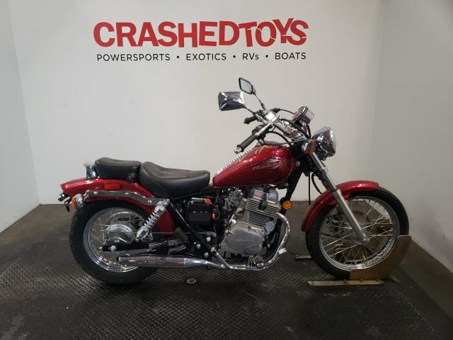 Salvage cars for sale from Copart Austell, GA: 2014 Honda CMX250 C