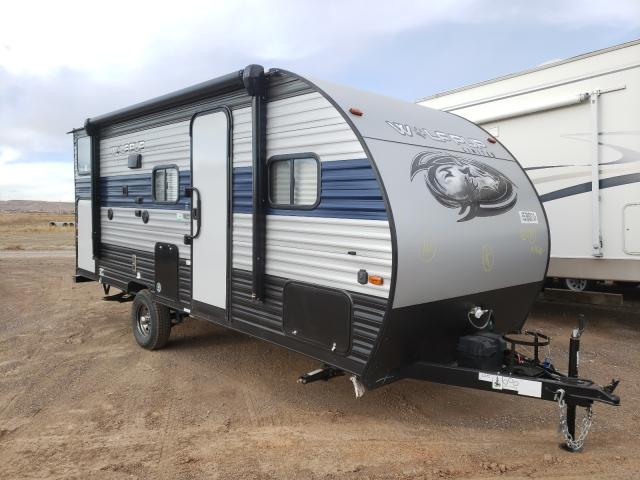 Salvage cars for sale from Copart Billings, MT: 2021 Wildwood Wolf PUP