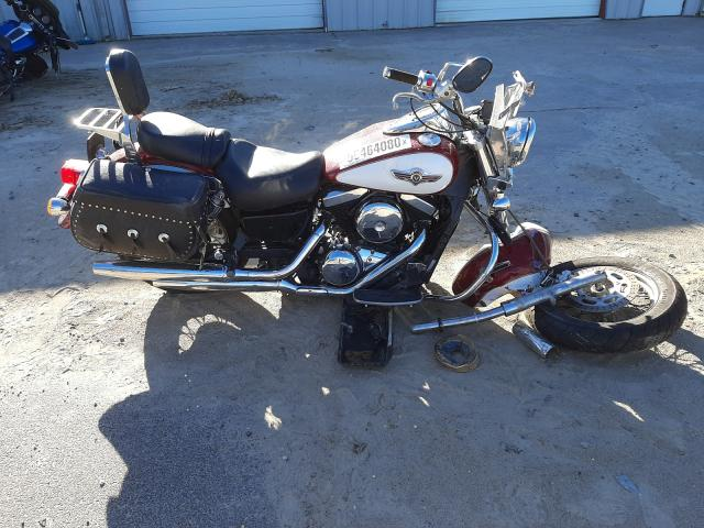Salvage cars for sale from Copart Conway, AR: 2008 Kawasaki VN1500 N1