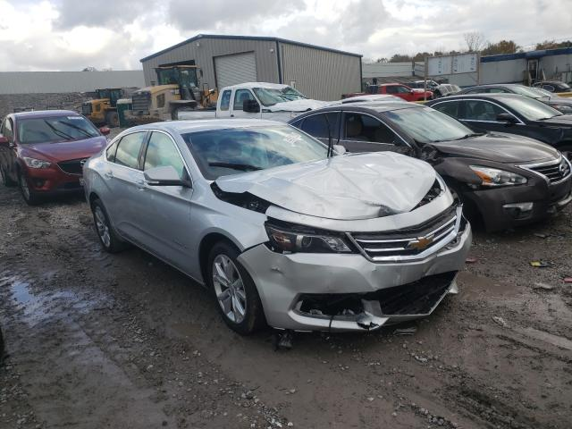 Salvage cars for sale from Copart Hueytown, AL: 2020 Chevrolet Impala LT
