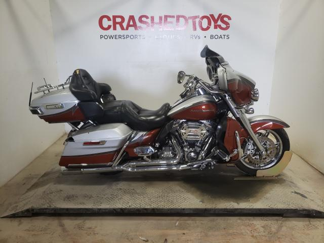 Salvage cars for sale from Copart Greenwell Springs, LA: 2014 Harley-Davidson Flhtkse CV