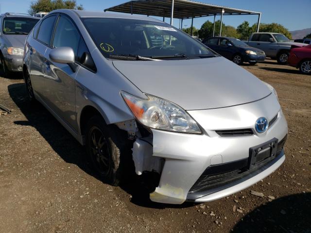 JTDKN3DU3F0440814 2015 Toyota Prius 1.8L