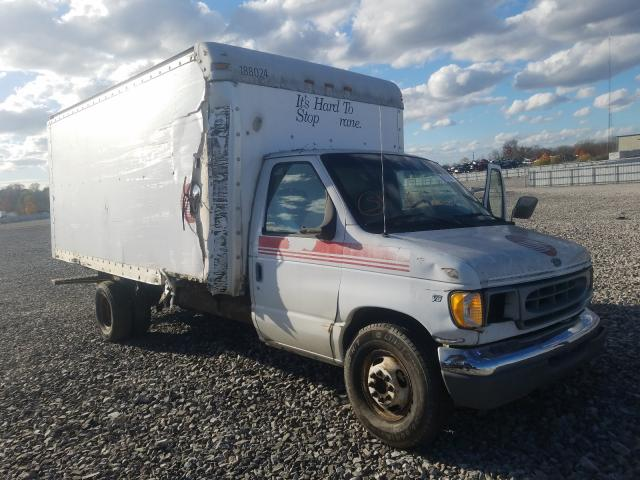 Salvage cars for sale from Copart Lawrenceburg, KY: 1999 Ford Econoline