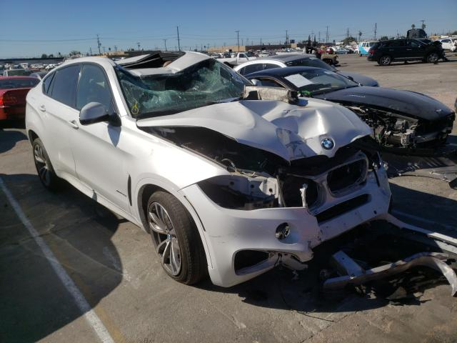 Salvage cars for sale from Copart Sun Valley, CA: 2015 BMW X6 XDRIVE3