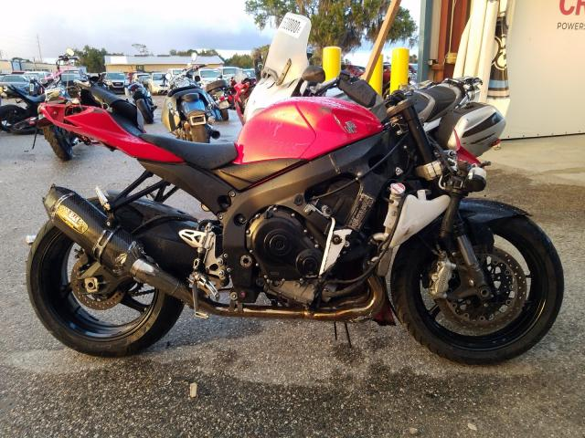 Salvage cars for sale from Copart Riverview, FL: 2013 Suzuki GSX-R600