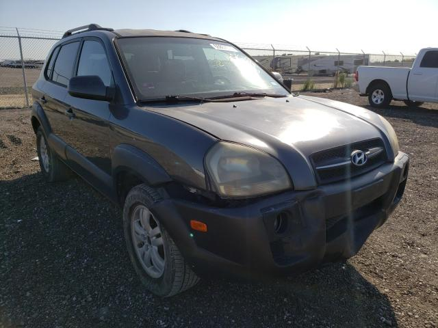 Hyundai Tucson salvage cars for sale: 2007 Hyundai Tucson