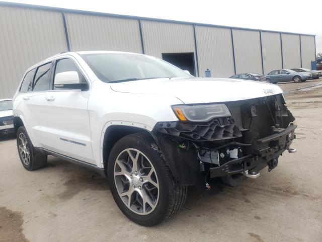 Salvage cars for sale from Copart Apopka, FL: 2018 Jeep Grand Cherokee