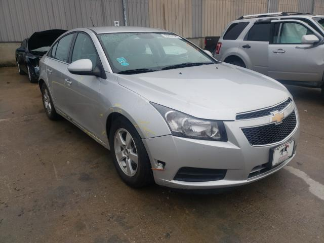 Salvage cars for sale from Copart Lawrenceburg, KY: 2014 Chevrolet Cruze LT