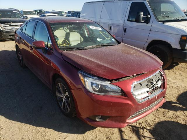 Subaru Legacy salvage cars for sale: 2017 Subaru Legacy