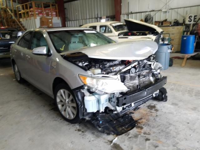 Salvage cars for sale from Copart New Orleans, LA: 2012 Toyota Camry Hybrid