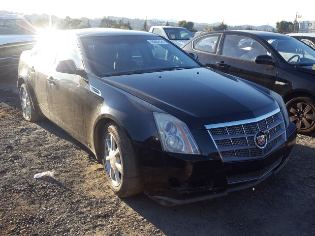 Salvage cars for sale from Copart San Martin, CA: 2008 Cadillac CTS