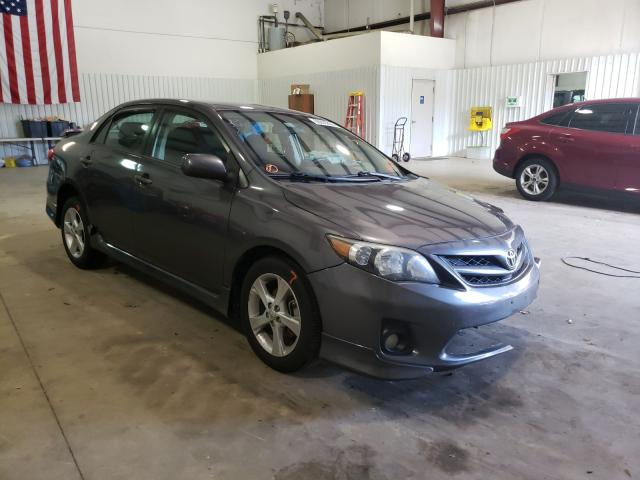 Salvage cars for sale from Copart Lufkin, TX: 2013 Toyota Corolla BA