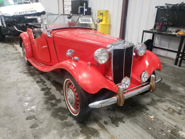 1953 MG TD for sale in Spartanburg, SC