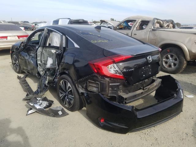 купить 2016 Honda Civic Ex 1.5L 19XFC1F37GE213750