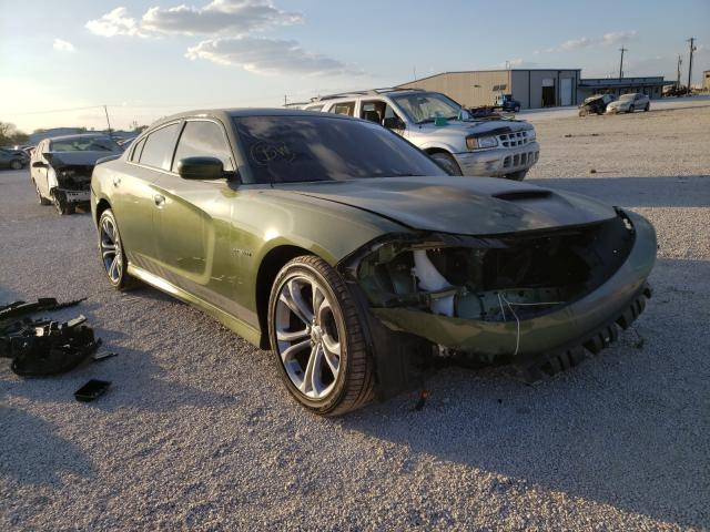 Salvage cars for sale from Copart San Antonio, TX: 2020 Dodge Charger R