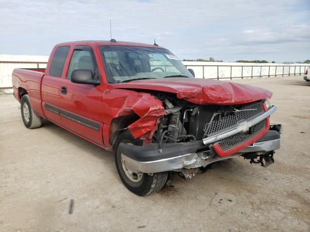 Salvage cars for sale from Copart Temple, TX: 2004 Chevrolet Silverado