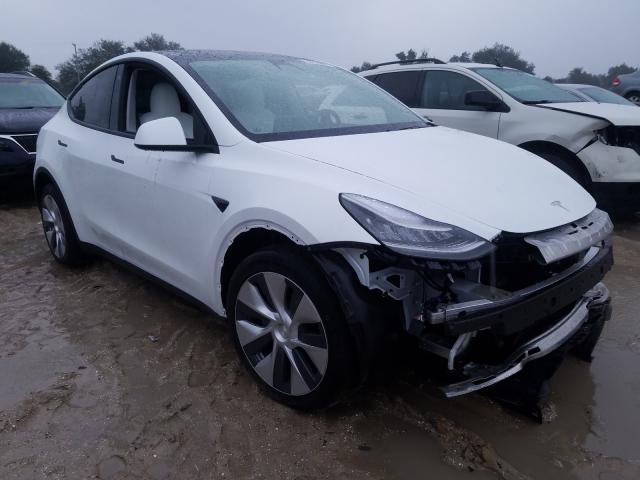 2020 Tesla Model Y en venta en Riverview, FL