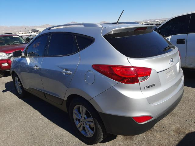 купить 2011 Hyundai Tucson Gls 2.4L KM8JUCAC0BU207661
