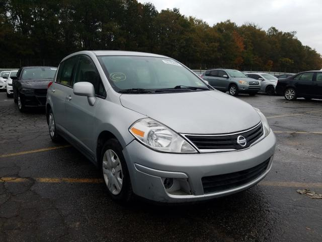 Salvage cars for sale from Copart Austell, GA: 2012 Nissan Versa S