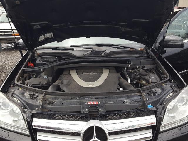 2011 Mercedes-Benz GL | Vin: 4JGBF7BE3BA688075