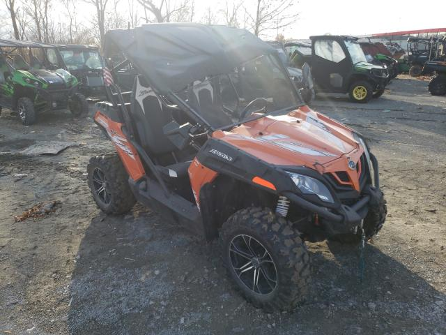 Can-Am salvage cars for sale: 2019 Can-Am Z Force
