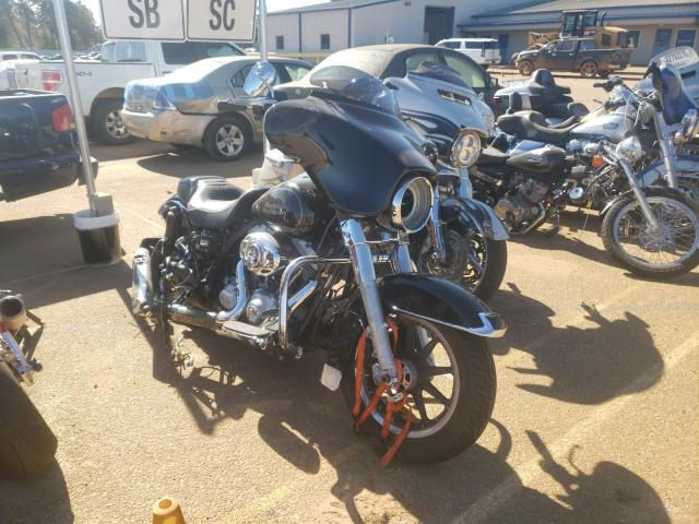 Salvage cars for sale from Copart Longview, TX: 2009 Harley-Davidson Flht