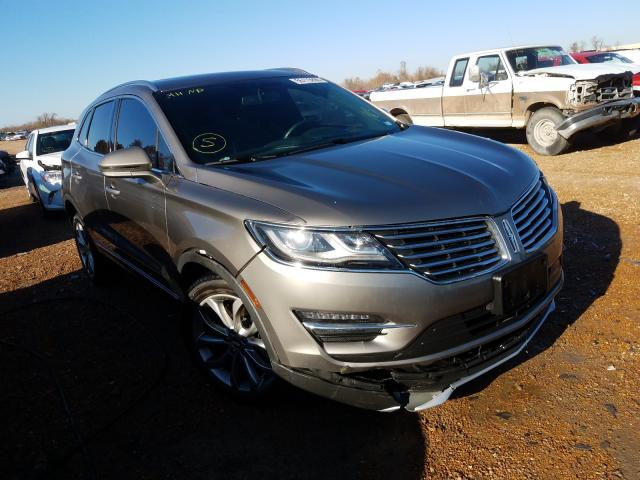 Salvage cars for sale from Copart Bridgeton, MO: 2017 Lincoln MKC Select