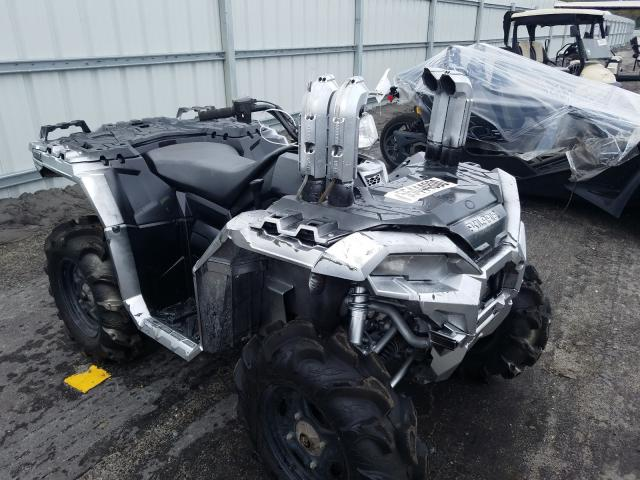 Salvage cars for sale from Copart Jacksonville, FL: 2020 Polaris Sportsman