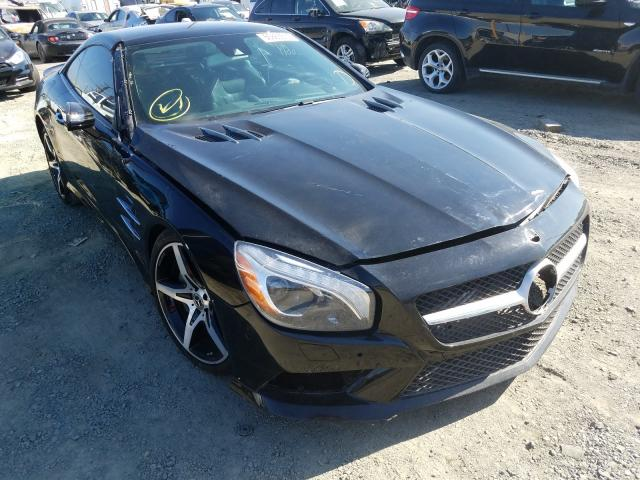 2016 Mercedes-Benz SL 400 for sale in Los Angeles, CA