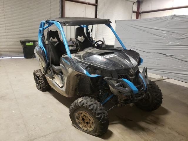 Salvage cars for sale from Copart Hurricane, WV: 2017 Can-Am Maverick 1