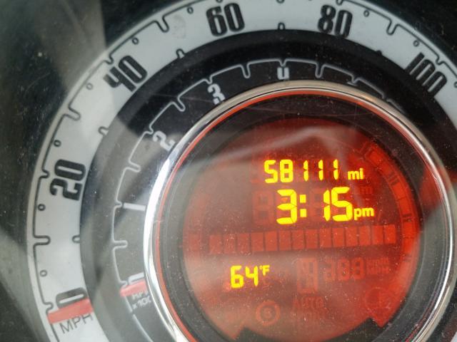 2015 Fiat 500 | Vin: 3C3CFFAR6FT534891