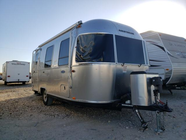 Airstream salvage cars for sale: 2019 Airstream Travel Trailer
