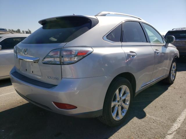 2012 Lexus RX | Vin: JTJZK1BA3C2414621