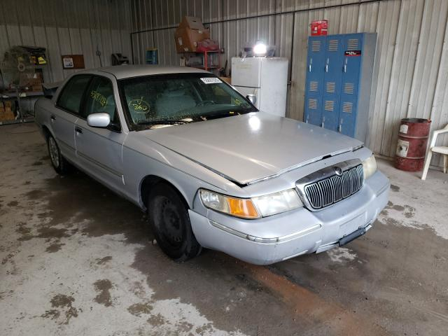 Salvage cars for sale from Copart York Haven, PA: 2002 Mercury Grand Marq
