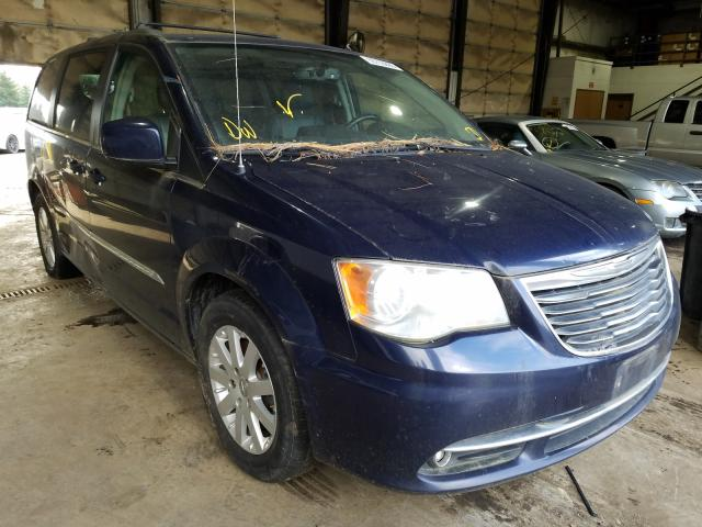 Salvage cars for sale from Copart Graham, WA: 2014 Chrysler Town & Country