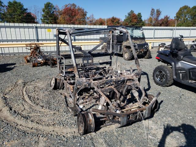 Salvage cars for sale from Copart Shreveport, LA: 2018 Polaris Ranger XP