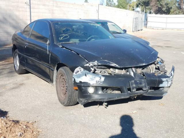 Salvage cars for sale from Copart Rancho Cucamonga, CA: 2004 Pontiac Sunfire