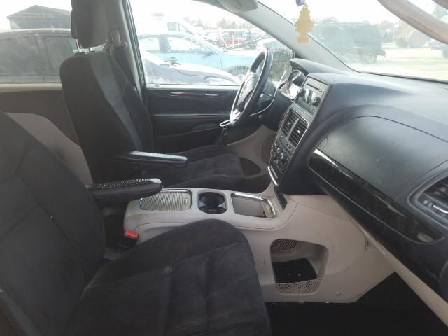 пригнать из сша 2014 Dodge Grand Cara 3.6L 2C4RDGCG8ER304784