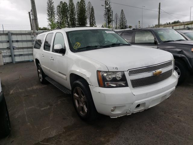 Chevrolet Suburban C salvage cars for sale: 2007 Chevrolet Suburban C