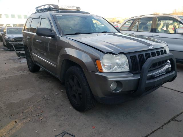 Vehiculos salvage en venta de Copart Littleton, CO: 2007 Jeep Grand Cherokee